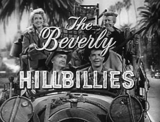 <i>The Beverly Hillbillies</i> American sitcom