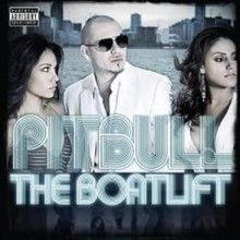 album pitbull the boatlift