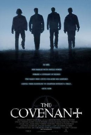 The Covenant (film) - Theatrical release poster