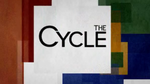 The Cycle (talk show) - Image: The Cycle (MSNBC)