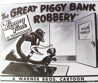 <i>The Great Piggy Bank Robbery</i>
