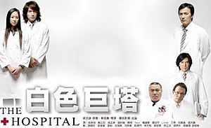 The Hospital (TV series) - Poster for The Hospital