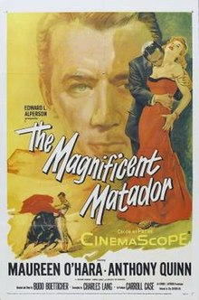 The Magnificent Matador poster.jpg