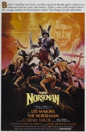 The Norseman - Image: The Norseman poster