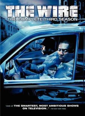 The Wire (season 3) - Image: The Wire Season 3