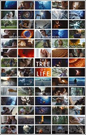 The Tree of Life (film) - Theatrical release poster