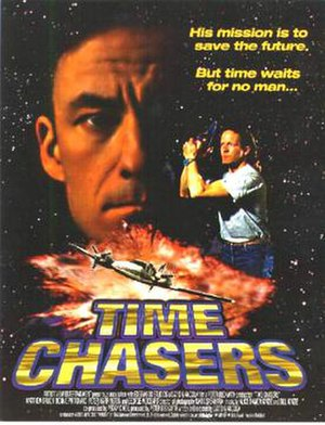 Time Chasers - Promotional poster for Time Chasers