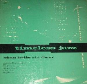 Timeless Jazz - Image: Timeless Jazz