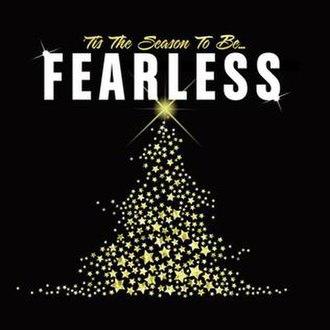 'Tis the Season to Be Fearless - Image: Tis The Season To Be Fearless Cover