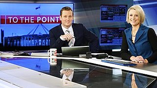 <i>To the Point</i> (TV program) television series