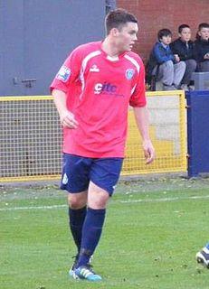 Tom Fisher (footballer) English footballer