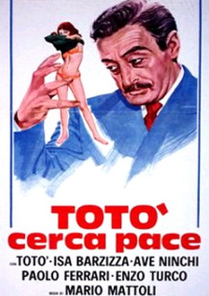 Toto Seeks Peace - Film poster