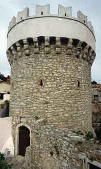 Veli Lošinj - Defensive tower, today a museum