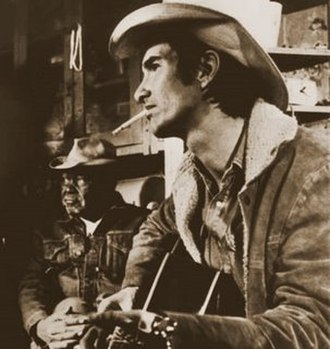 Townes Van Zandt - Van Zandt in the film Heartworn Highways