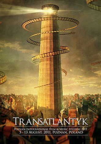 Transatlantyk Festival - Transatlantyk poster 2011