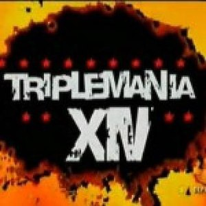 Triplemanía XIV - The official logo of Triplemanía XIV