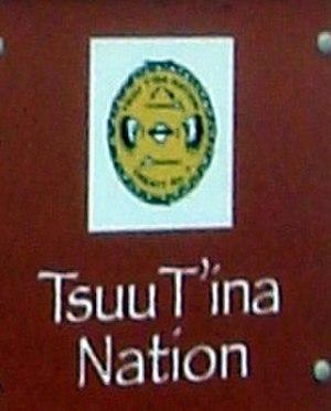 Tsuu T'ina Nation Indian Reserve No. 145 - Image: Tsuu Tsina