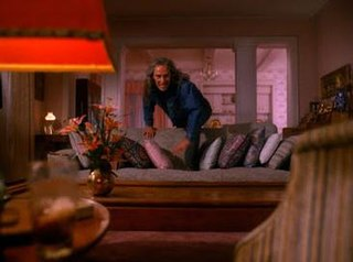 Episode 9 (<i>Twin Peaks</i>) 2nd episode of the second season of Twin Peaks