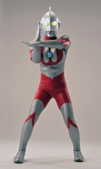 Ultraman (character) - Image: Ultraman Profile Photo