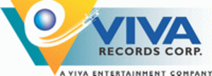 Viva Records (Philippines) - Former logo used from 2003 to 2010.