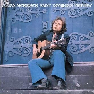 Saint Dominic's Preview - Image: Van Morrison St Dominic Preview Cover
