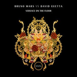 Versace on the Floor - Image: Versace On The Floor Bruno Marsvs David Guetta