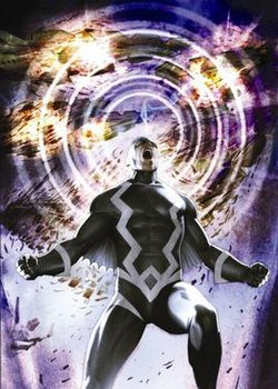 Black Bolt - Wikipedia