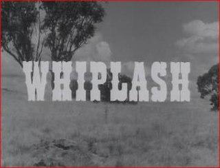 <i>Whiplash</i> (TV series) British/Australian television series
