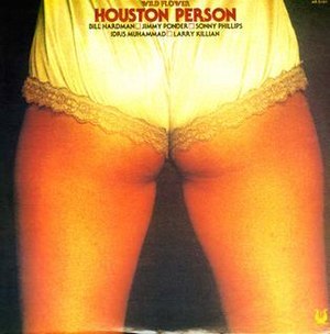 Wild Flower (Houston Person album) - Image: Wild Flower (Houston Person album)