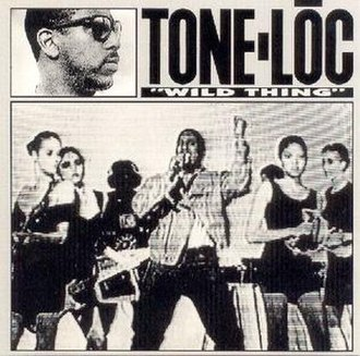 Tone Lōc — Wild Thing (studio acapella)