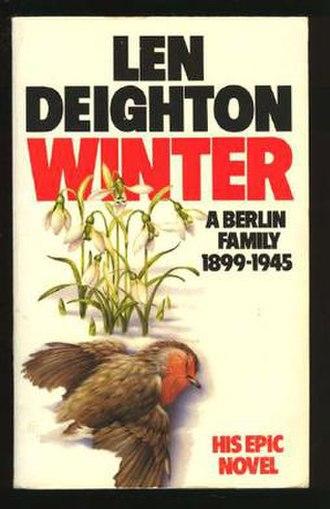 Winter (Deighton novel) - First edition (UK)