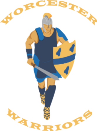 Worcester Warriors - The badge used by Worcester Warriors until 2008.