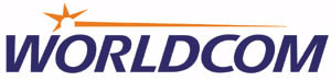 MCI Inc. - WorldCom logo (used from 2000–2003)