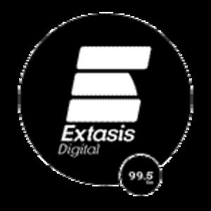 XHAF-FM - XHAF logo used while Éxtasis Digital