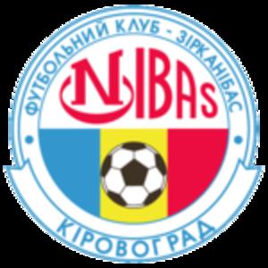 FC Zirka Kropyvnytskyi - Emblem Zirka-NIBAS