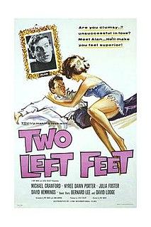 <i>Two Left Feet</i> (film) 1963 film
