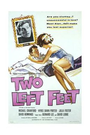 "Two Left Feet (film) - Image: ""Two Left Feet"" (1963)"