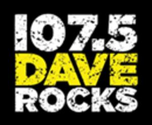 CJDV-FM - Image: 107.5 Dave Rocks
