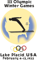 1932 Winter Olympics logo.png