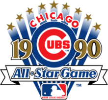 1990 Major League Baseball All-Star Game logo.png