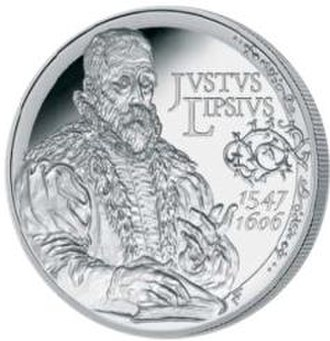 Justus Lipsius - The Justus Lipsius Commemorative Coin