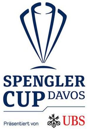 Spengler Cup - Image: 2012 Spengler Cup logo