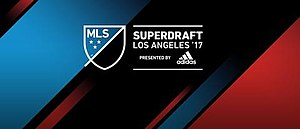 2017 MLS SuperDraft - Image: 2017 MLS Super Draft logo