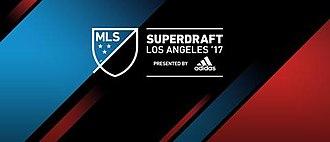 2017 MLS SuperDraft - Image: 2017 MLS Super Draft logo