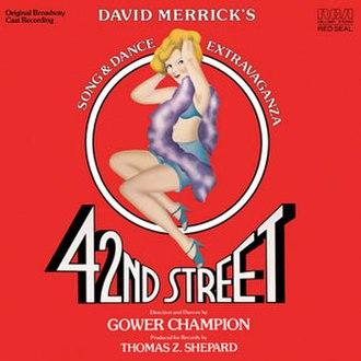 42nd Street (musical) - Original Broadway Cast Recording