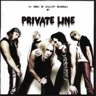Private Line (band) - Six Songs of Hellcity Trendkill (released December 2002)