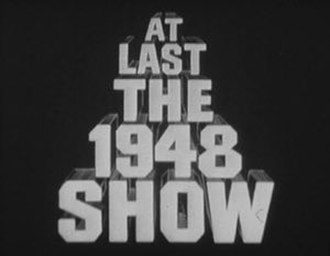 At Last the 1948 Show - Image: AT LAST THE 1948 SHOW