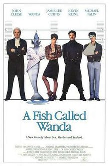 Image result for image of a fish called Wanda