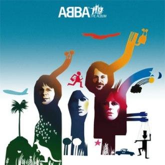 ABBA: The Album - Image: Abba the album front