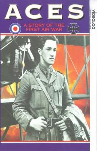 Aces: A Story of the First Air War - VHS cover
